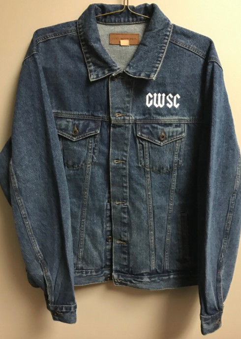 GWSC Denim Jacket - Limited Edition