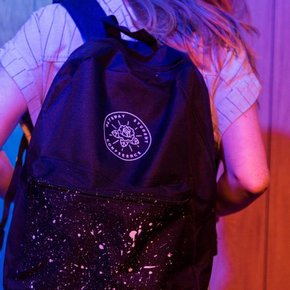 GWSC Splatter Backpack - Limited Edition