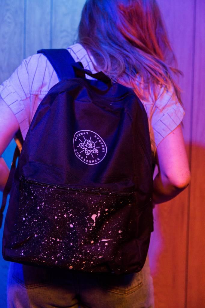 GWSC Splatter Backpack - Limited Edition