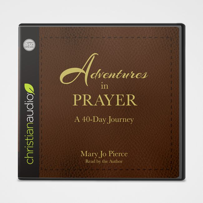 GATEWAY PUBLISHING Adventures in Prayer Audiobook