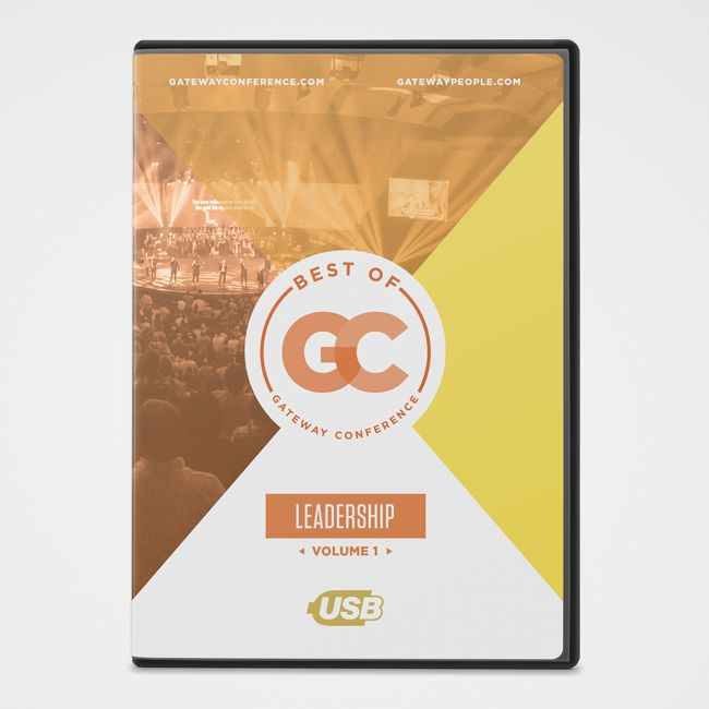 MUS WAREHOUSE OVERSTOCK Best of Gateway Conference Volume 1: Leadership USB