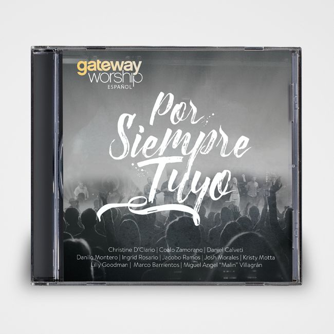 Forever Yours Spanish CD