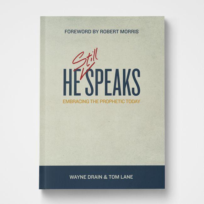 He Still Speaks Paperback