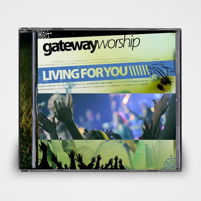 GATEWAY PUBLISHING Living for You CD+DVD
