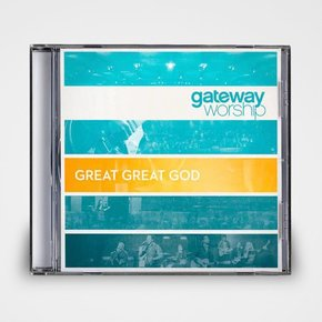 Great Great God CD