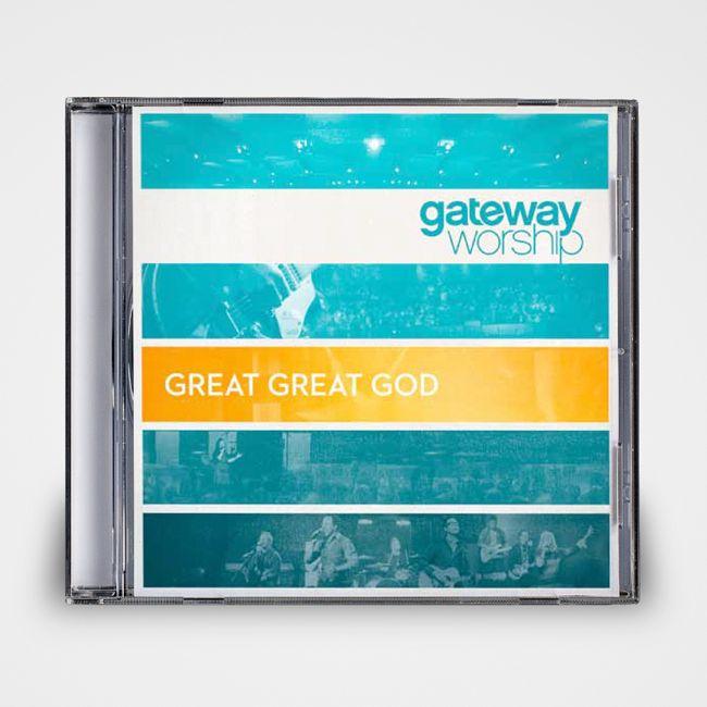 GATEWAY PUBLISHING Great Great God CD