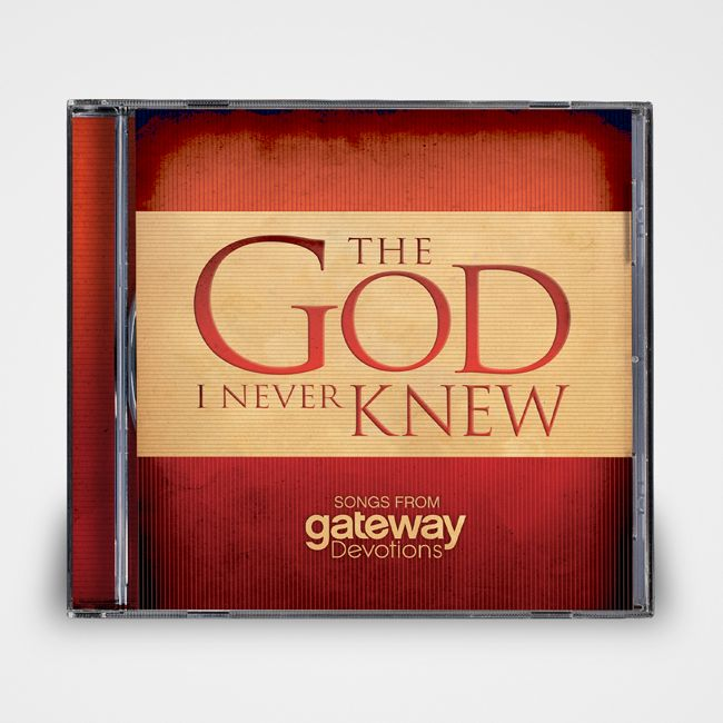 GATEWAY PUBLISHING The God I Never Knew 2016 Devo Music CD