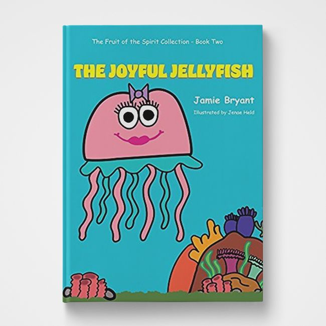 GATEWAY PUBLISHING Joyful Jellyfish HB