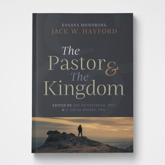 GATEWAY PUBLISHING Pastor and the Kingdom PB