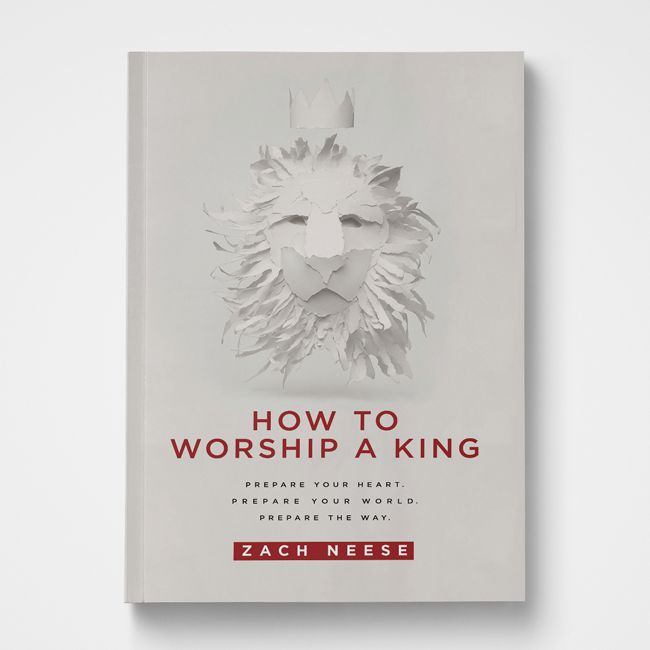 MUS WAREHOUSE CORE How To Worship A King Paperback