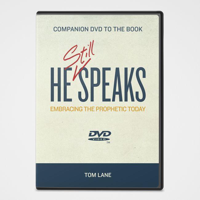 MUS WAREHOUSE CORE He Still Speaks Companion DVD