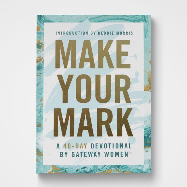 MUS WAREHOUSE OVERSTOCK Make Your Mark Devotional