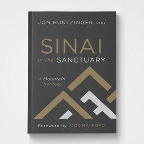 Sinai in the Sanctuary PB