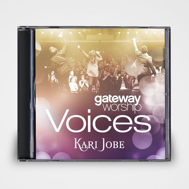 MUS WAREHOUSE OVERSTOCK Gateway Worship Voices: Kari Jobe CD+DVD