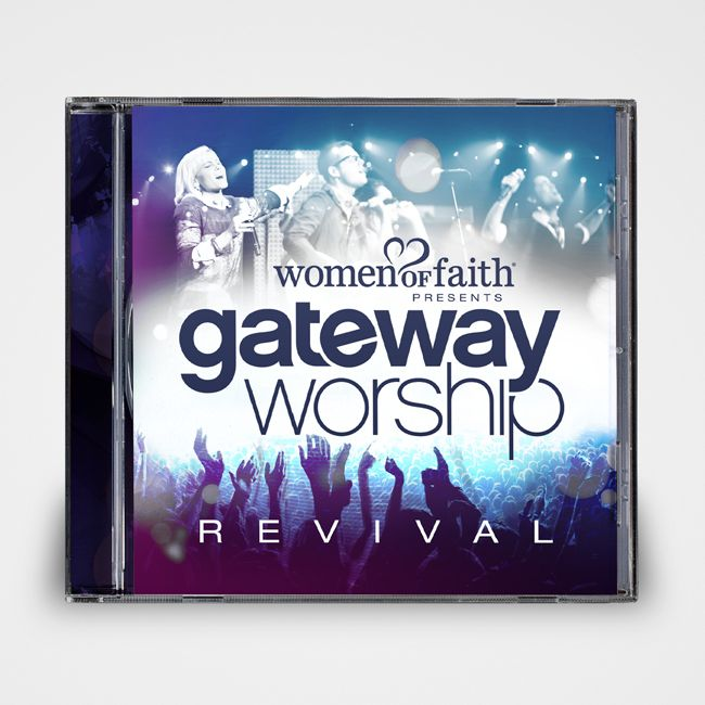 GATEWAY PUBLISHING Women of Faith: Gateway Worship Revival CD