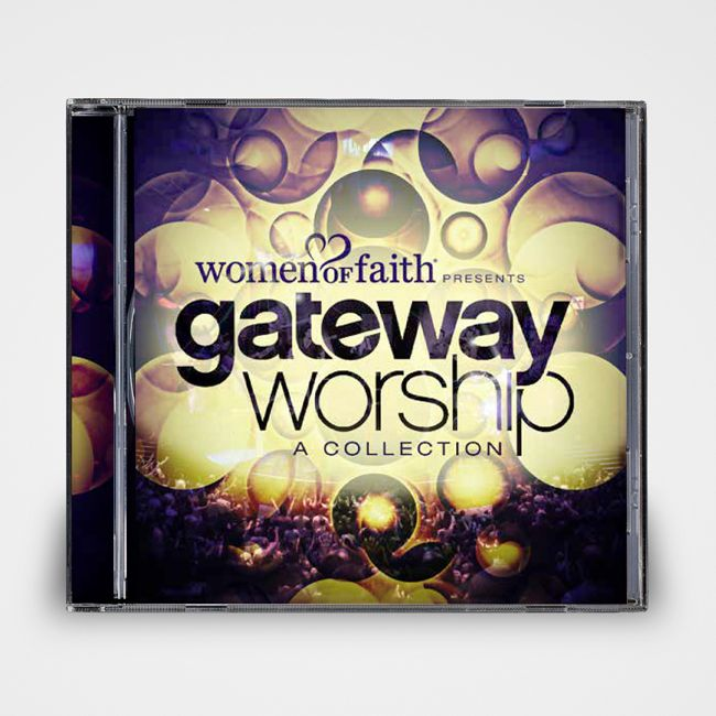 MUS WAREHOUSE OVERSTOCK Women of Faith: Gateway Worship Collection CD