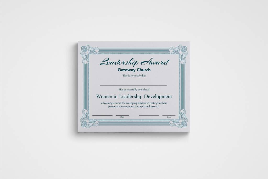 WiLD Certificates (pack of 10)