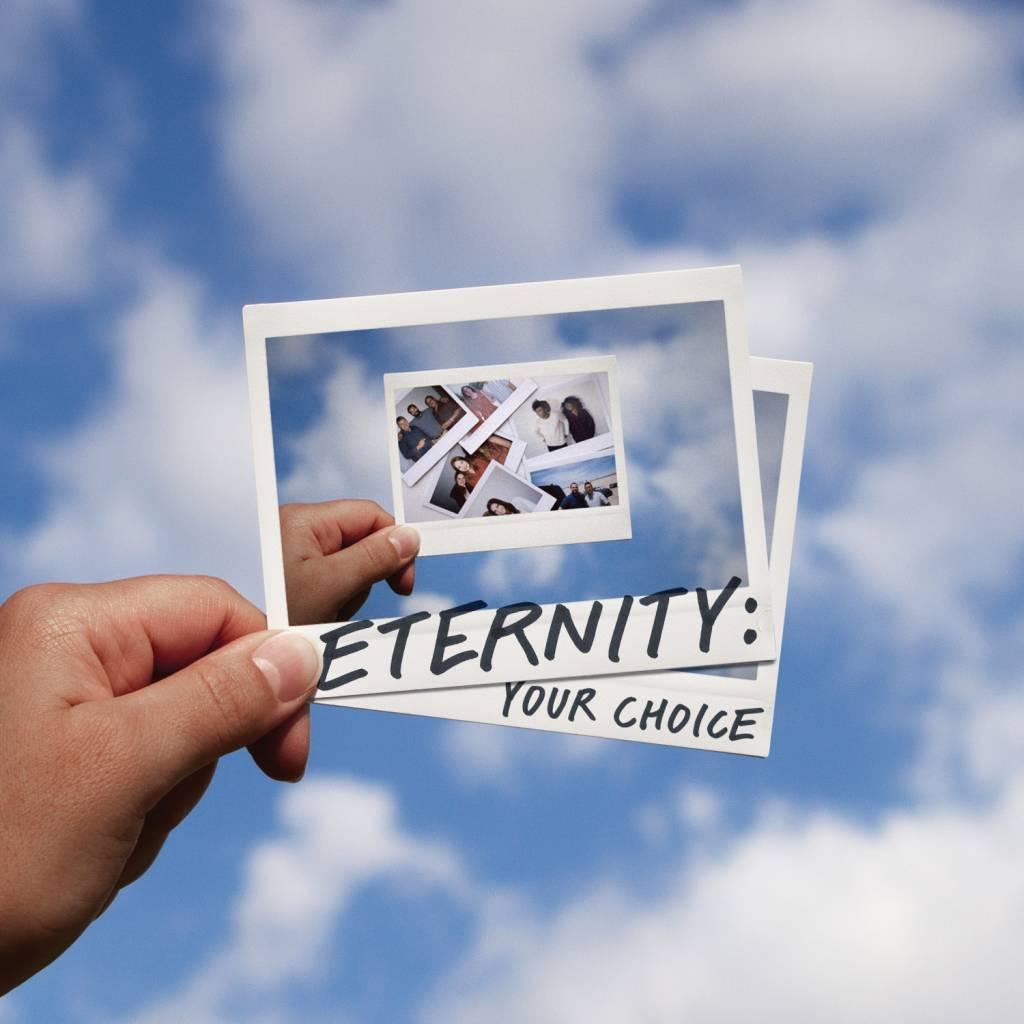 Eternity Your Choice CDS