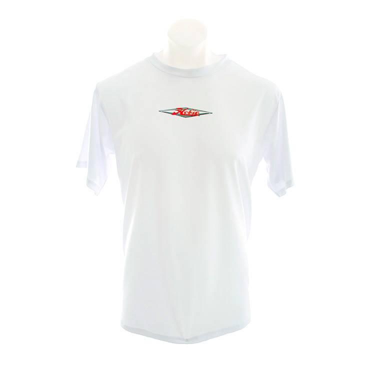 Hobie hobie men 39 s sport t shirt mariner sails for Design your own athletic shirt