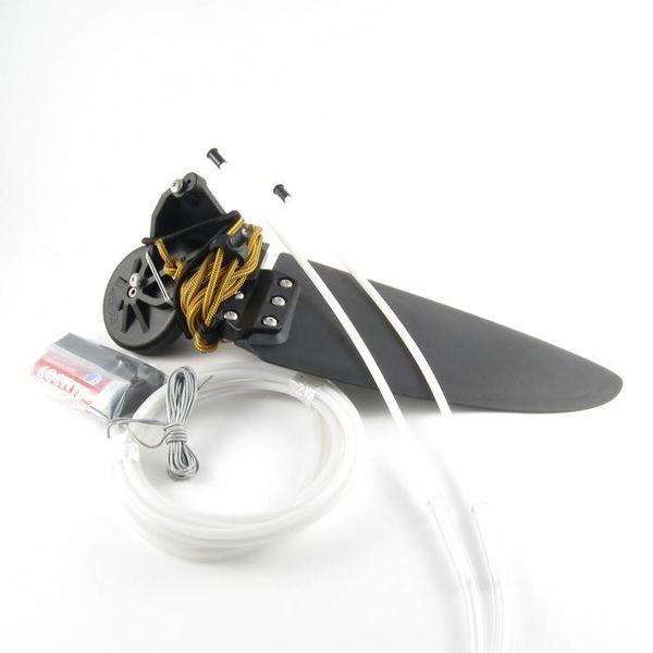 Quest 11 Rudder Kit (Twist N Stow)