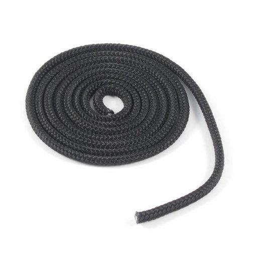 Hobie Line 3/16 Sgl Braid-Black