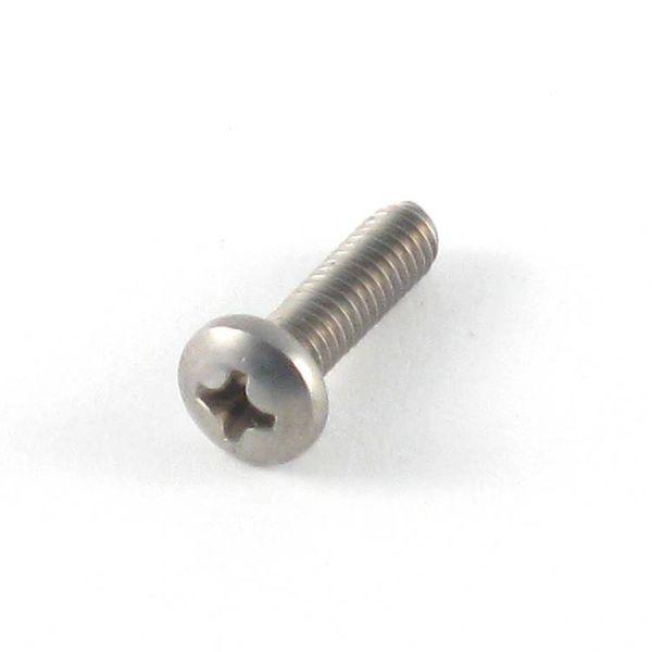 Screw 10-24 X 1-1/8In Rhms