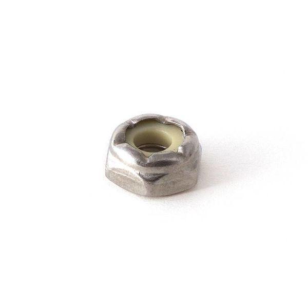 Nut 10-32 Nylock Low Profile