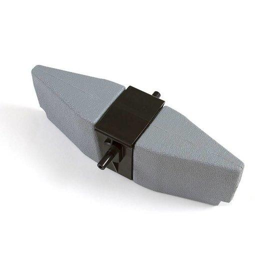 Hobie Cassette Plug (Black & Grey)