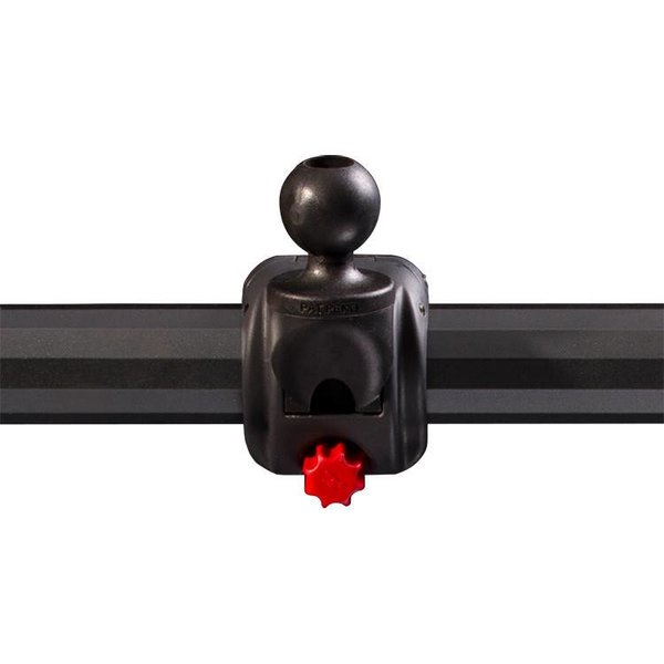 1'' Ram Ball w/ H-Rail Mount