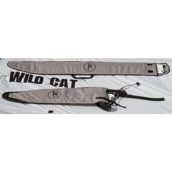 Rudder Cover Wild Cat