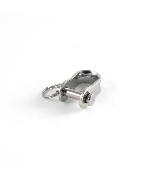 Hobie Shackle-3/16In W/Pin & Ring