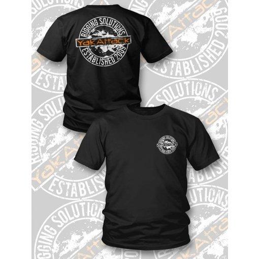Yak-Attack Rigging Solutions Short Sleeve T-Shirt