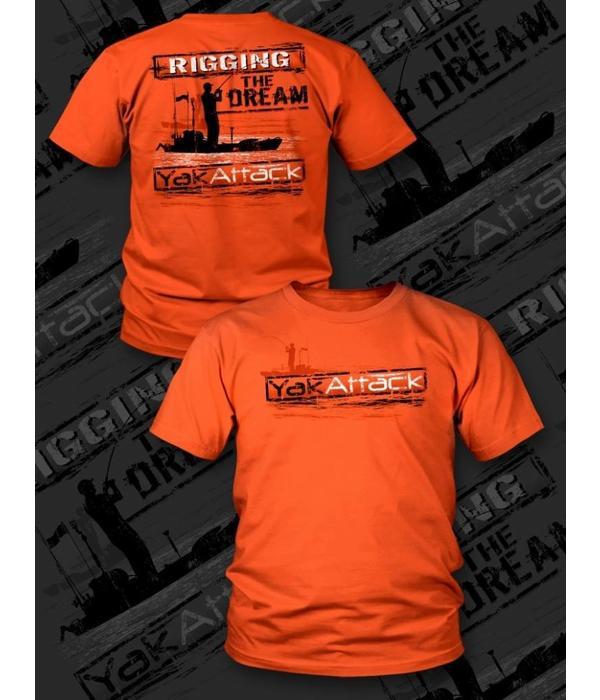 "Yak-Attack ""Rigging the Dream"" Short Sleeve T-Shirt"