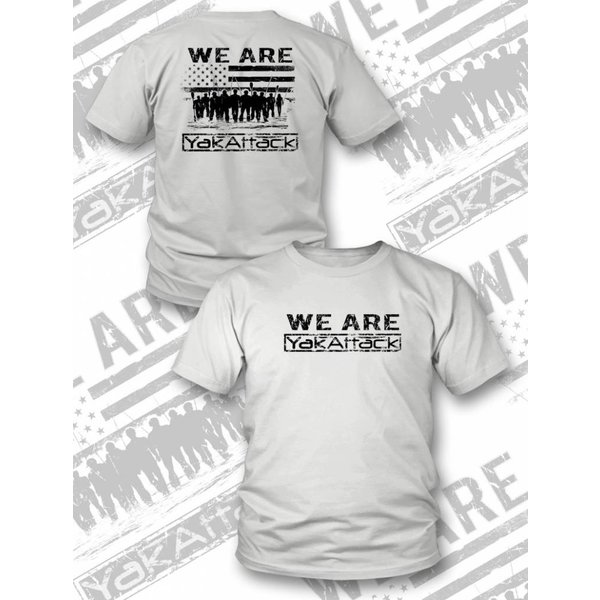 We Are YakAttack Short Sleeve T-Shirt