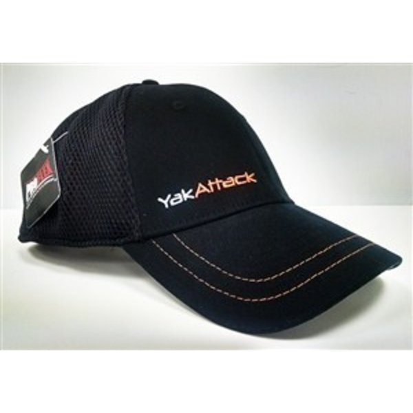 """Yak-Attack"" Pro Fitted Hat"