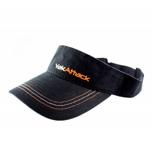 """Yak-Attack"" Adjustable Visor"