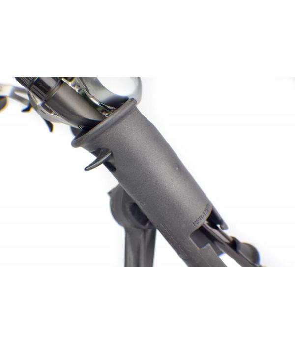 Yak-Attack Zooka Tube, post and spline, 6'' arm, includes RAM Mounts® Adapt-A-Post track adapter