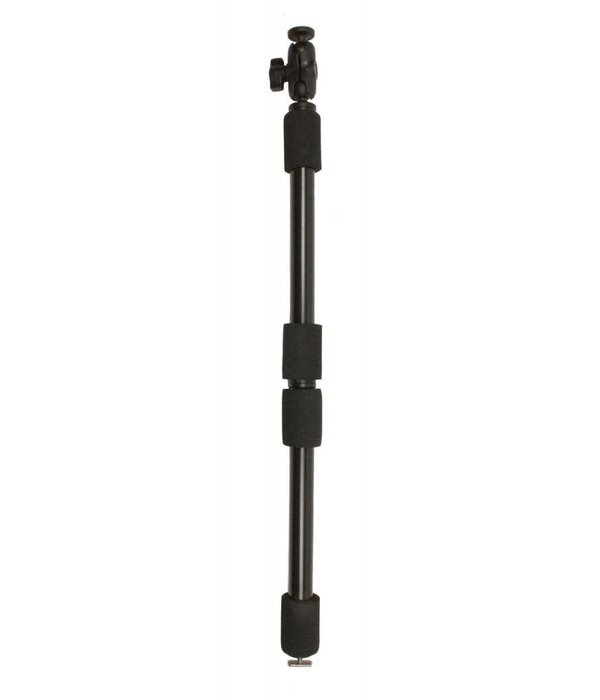 Yak-Attack PanFish Camera Pole, Mighty Mount / GearTrac ready, 1/4-20 tripod thread
