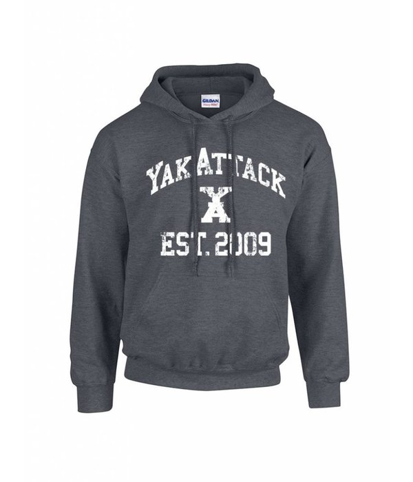 Yak-Attack College Hoodie (YakAttack)