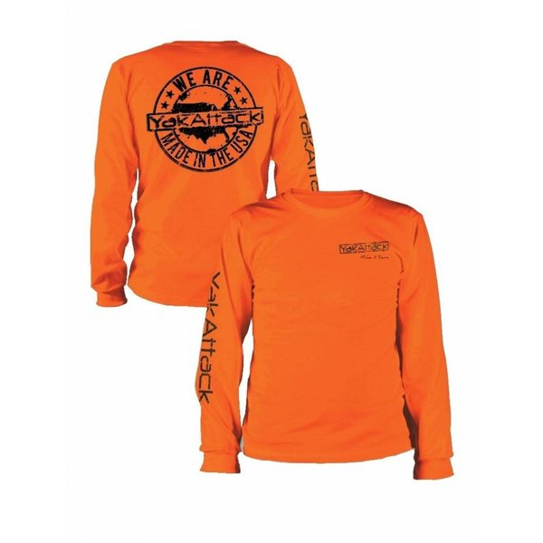 Make It Yours Long Sleeve Performance T-Shirt