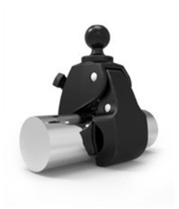 "RAM Mounts® Medium Tough-Claw™ with 1"" Diameter Rubber Ball"