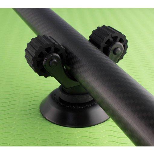 Yak-Attack Paddle Holder, Leash Plug Adapter Mount
