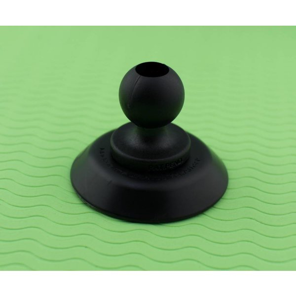 SUP Leash Plug Adapter with 1'' Screwball