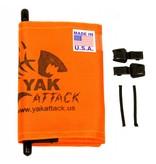Yak-Attack VISICarbon Pro Flag, Orange