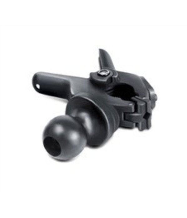 "RAM Mounts® Universal Small Tough-Clamp™ with 1"" Diameter Rubber Ball"