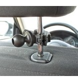 RAM Mounts® Universal Small Tough-Clamp™ with 1'' Diameter Rubber Ball