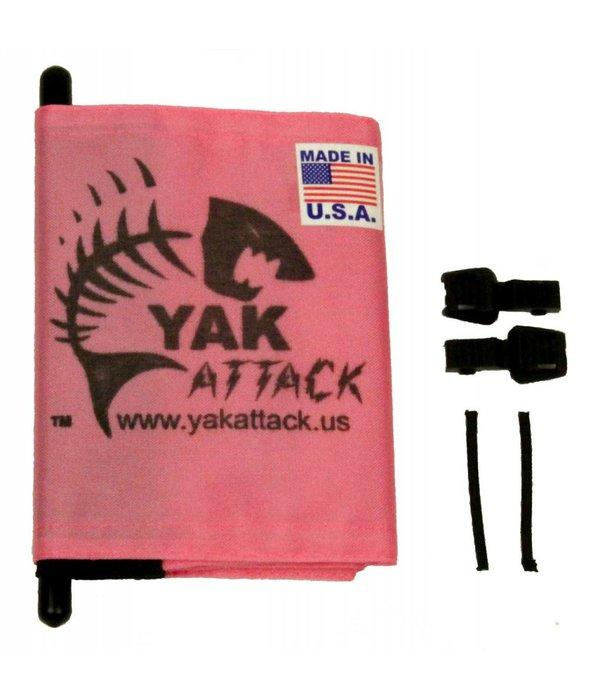 Yak-Attack VISICarbon Pro Flag, Pink