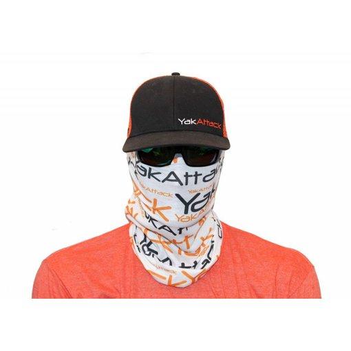 Yak-Attack YakAttack Logo Hoo-Rag Facemask Bandana