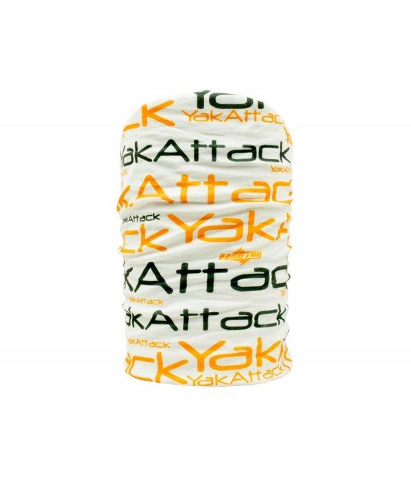 "Yak-Attack ""Yak-Attack"" Logo Hoo-Rag Facemask Bandana"