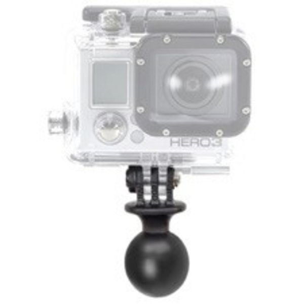 GoPro Compatible, 1'' Composite Ball